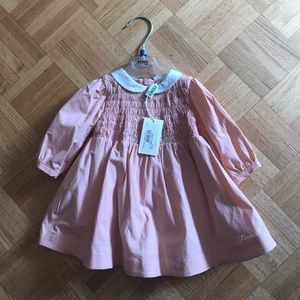 BNWT baby girl fendi dress